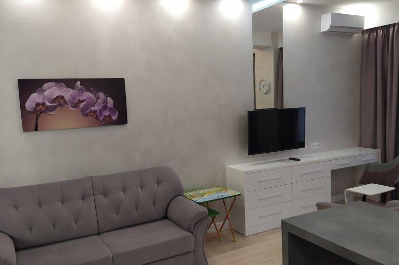1-комн. квартира, 41 кв.м. на 4 человека, Парковая улица, 7, Севастополь - Фотография 29