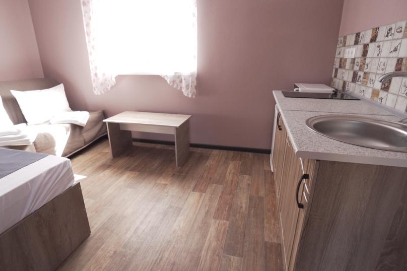 Отдельная комната, Пионерский проспект, 40, Джемете, Нижнее Джемете, Анапа - Фотография 1
