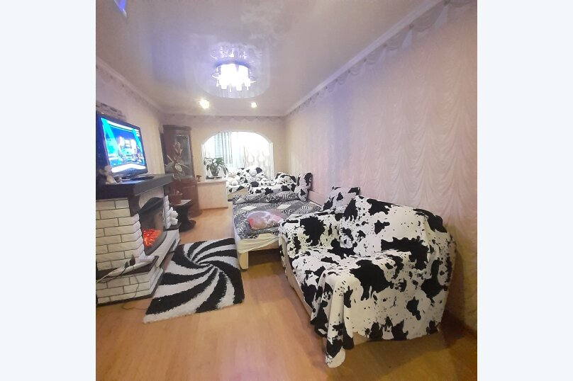 2-комн. квартира, 61 кв.м. на 5 человек, Рабфаковская улица, 36, Туапсе - Фотография 20