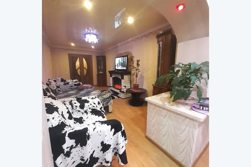 2-комн. квартира, 61 кв.м. на 5 человек, Рабфаковская улица, 36, Туапсе - Фотография 22