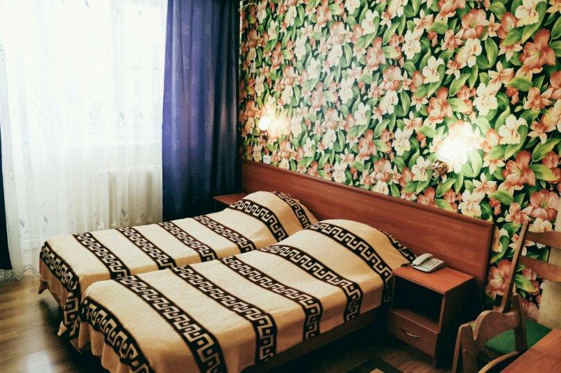 Стандарт 2 кровати, Мирная улица, 23, Анапа - Фотография 1
