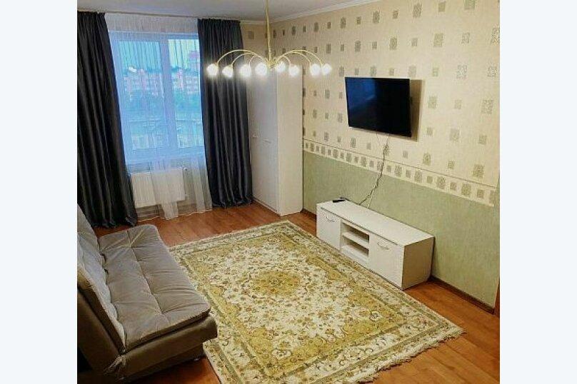 2-комн. квартира, 60 кв.м. на 6 человек, улица Дёмышева, 123, Евпатория - Фотография 2