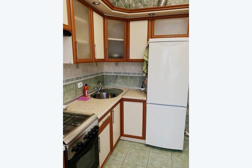 2-комн. квартира, 60 кв.м. на 6 человек, улица Дёмышева, 123, Евпатория - Фотография 7