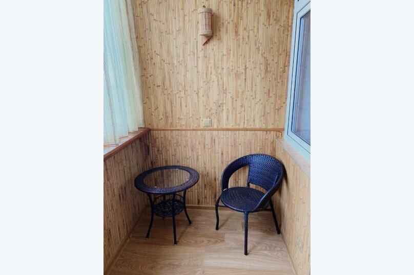 2-комн. квартира, 60 кв.м. на 6 человек, улица Дёмышева, 123, Евпатория - Фотография 8