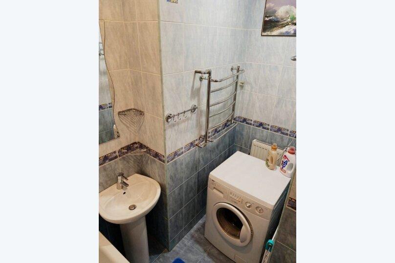 2-комн. квартира, 60 кв.м. на 6 человек, улица Дёмышева, 123, Евпатория - Фотография 10