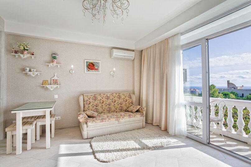1-комн. квартира, 32 кв.м. на 4 человека, Виноградная улица, 1Е, Ливадия, Ялта - Фотография 7