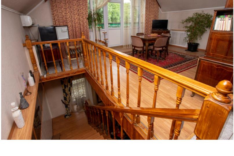 Второй этаж посуточно, 60 кв.м. на 6 человек, 3 спальни, улица Нины Попцовой, 4, Пятигорск - Фотография 6