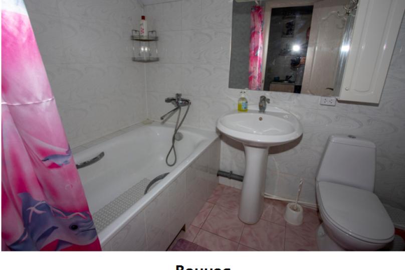 Второй этаж посуточно, 60 кв.м. на 6 человек, 3 спальни, улица Нины Попцовой, 4, Пятигорск - Фотография 14
