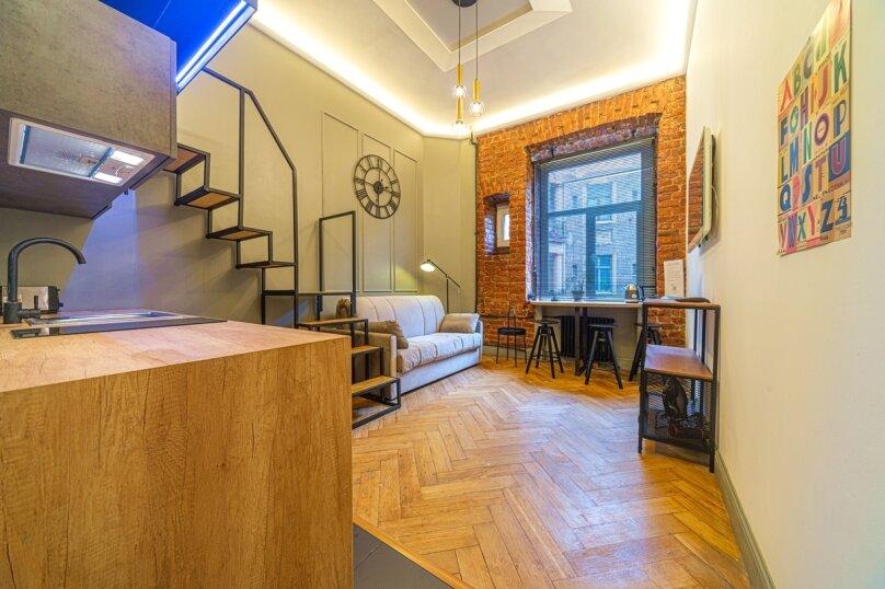 1-комн. квартира, 35 кв.м. на 3 человека, набережная реки Фонтанки, 54, Санкт-Петербург - Фотография 10