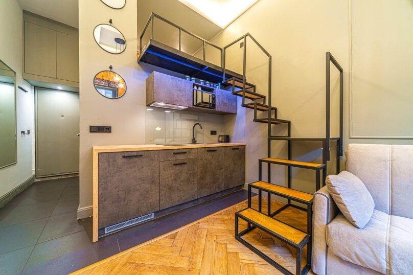 1-комн. квартира, 35 кв.м. на 3 человека, набережная реки Фонтанки, 54, Санкт-Петербург - Фотография 11