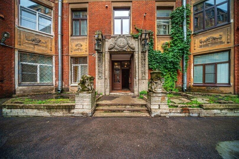 1-комн. квартира, 35 кв.м. на 3 человека, набережная реки Фонтанки, 54, Санкт-Петербург - Фотография 15