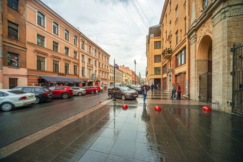 1-комн. квартира, 35 кв.м. на 3 человека, набережная реки Фонтанки, 54, Санкт-Петербург - Фотография 19