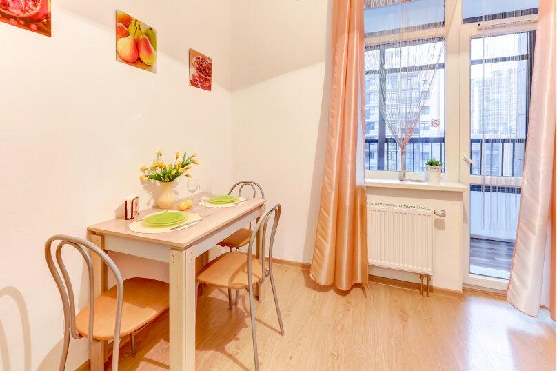 1-комн. квартира, 35 кв.м. на 3 человека, улица Адмирала Черокова, 20, Санкт-Петербург - Фотография 9