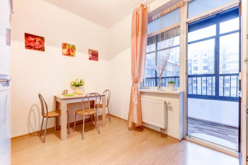 1-комн. квартира, 35 кв.м. на 3 человека, улица Адмирала Черокова, 20, Санкт-Петербург - Фотография 13