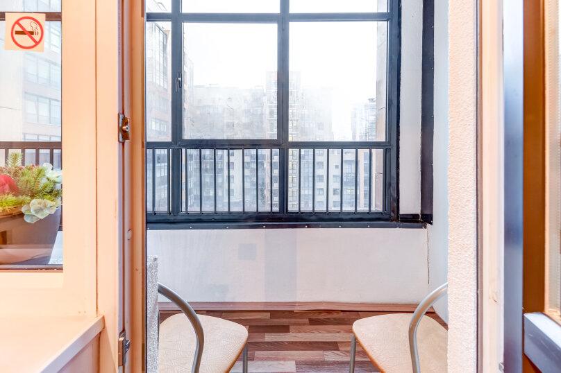 1-комн. квартира, 35 кв.м. на 3 человека, улица Адмирала Черокова, 20, Санкт-Петербург - Фотография 14