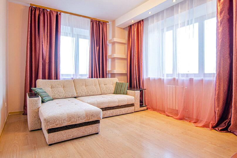 1-комн. квартира, 35 кв.м. на 3 человека, Фермское шоссе, 32, Санкт-Петербург - Фотография 1