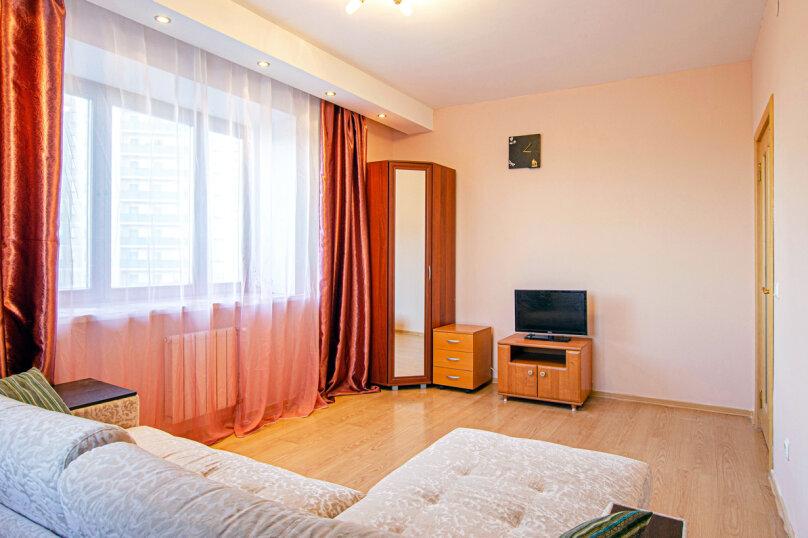 1-комн. квартира, 35 кв.м. на 3 человека, Фермское шоссе, 32, Санкт-Петербург - Фотография 4