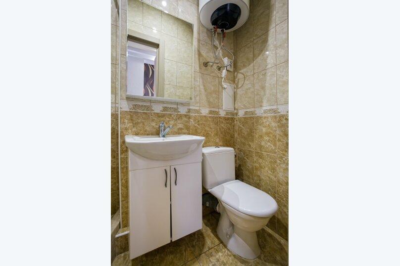 1-комн. квартира, 25 кв.м. на 3 человека, Красномаякская улица, 18, Симеиз - Фотография 17
