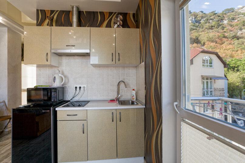 1-комн. квартира, 25 кв.м. на 3 человека, Красномаякская улица, 18, Симеиз - Фотография 22