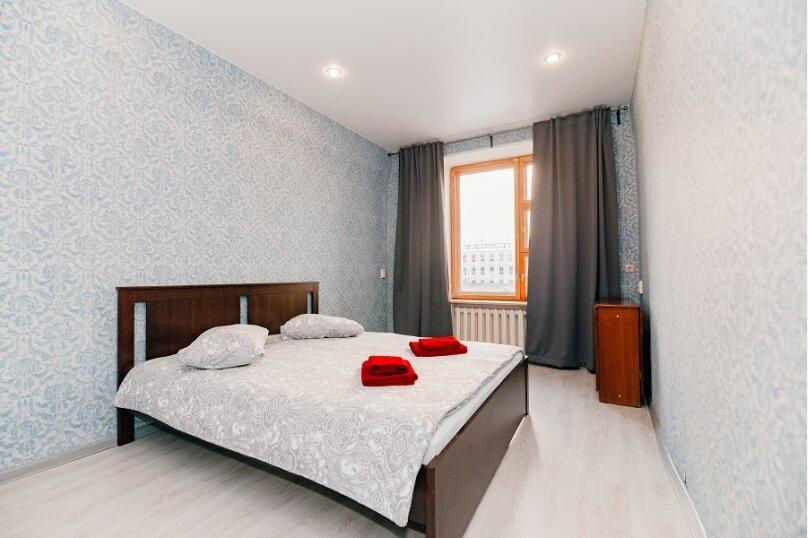 2-комн. квартира, 60 кв.м. на 6 человек, улица Гаяза Исхаки, 8, Казань - Фотография 4
