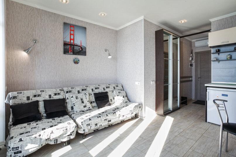 1-комн. квартира, 26 кв.м. на 3 человека, Южная улица, 62, Мисхор - Фотография 14