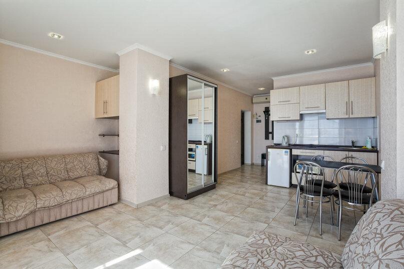 1-комн. квартира, 35 кв.м. на 4 человека, Южная улица, 62И, Мисхор - Фотография 6