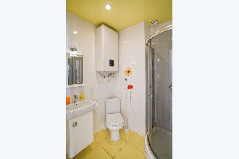 1-комн. квартира, 35 кв.м. на 4 человека, Южная улица, 62И, Мисхор - Фотография 8
