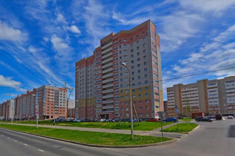 1-комн. квартира, 39 кв.м. на 4 человека, улица Монтклер, 7к1, Череповец - Фотография 2