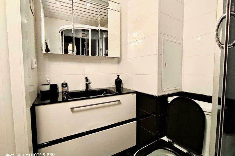 2-комн. квартира, 46 кв.м. на 5 человек, Ташкентская улица, 22к1, Москва - Фотография 11