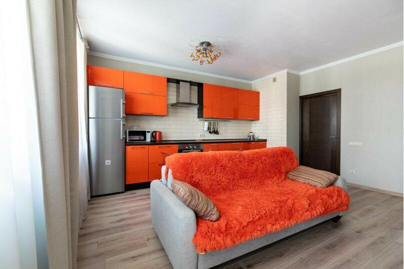 2-комн. квартира, 66 кв.м. на 4 человека, улица Алексея Козина, 3А, Казань - Фотография 5