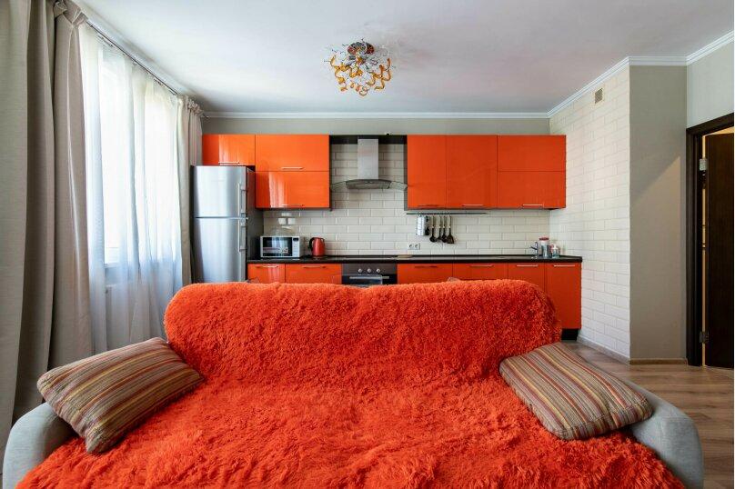 2-комн. квартира, 66 кв.м. на 4 человека, улица Алексея Козина, 3А, Казань - Фотография 6