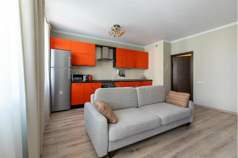 2-комн. квартира, 66 кв.м. на 4 человека, улица Алексея Козина, 3А, Казань - Фотография 8