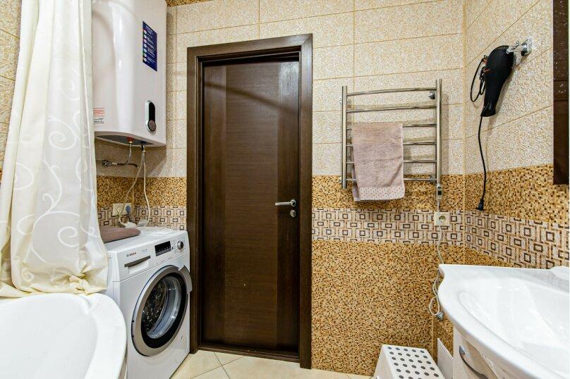 2-комн. квартира, 66 кв.м. на 4 человека, улица Алексея Козина, 3А, Казань - Фотография 17