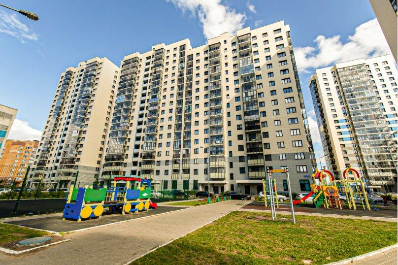 2-комн. квартира, 66 кв.м. на 4 человека, улица Алексея Козина, 3А, Казань - Фотография 21