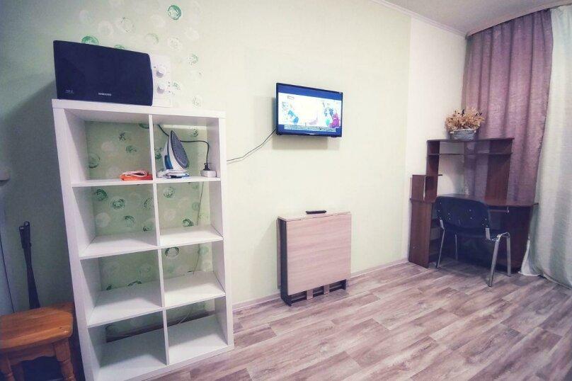 1-комн. квартира, 20 кв.м. на 2 человека, улица Монтажников, 43, Тюмень - Фотография 3