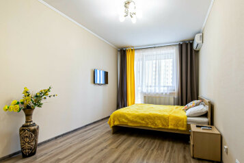 1-комн. квартира, 45 кв.м. на 4 человека, улица Алексея Козина, 3Б, Казань - Фотография 1