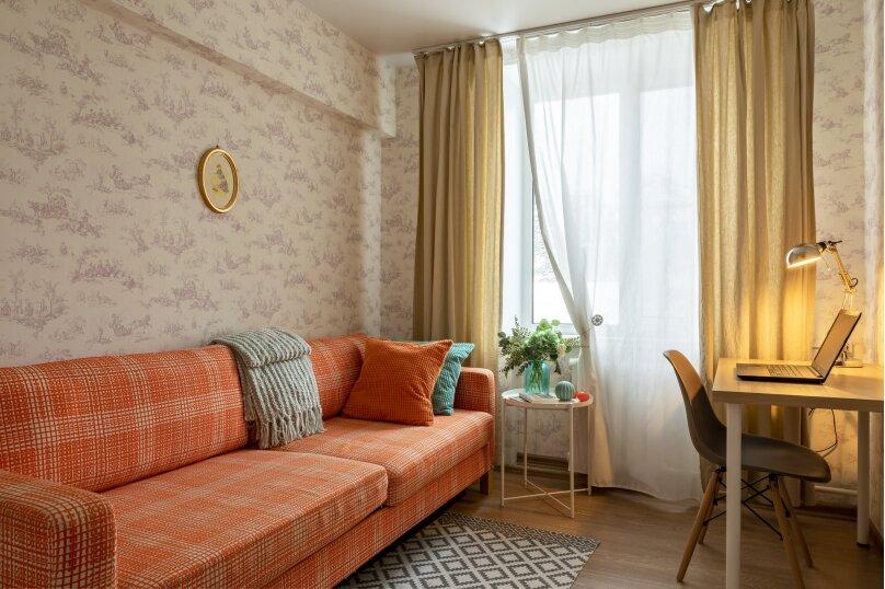 2-комн. квартира, 44 кв.м. на 6 человек, ул. Большая Татарская, 26, Москва - Фотография 2