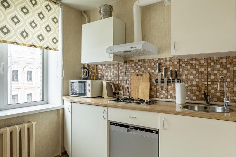 2-комн. квартира, 44 кв.м. на 6 человек, ул. Большая Татарская, 26, Москва - Фотография 4