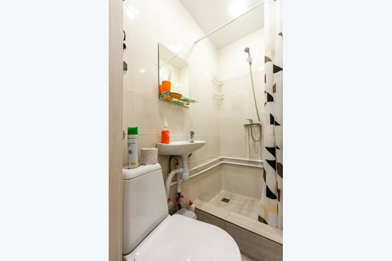 1-комн. квартира, 14 кв.м. на 2 человека, улица Чайковского, 83, Екатеринбург - Фотография 7