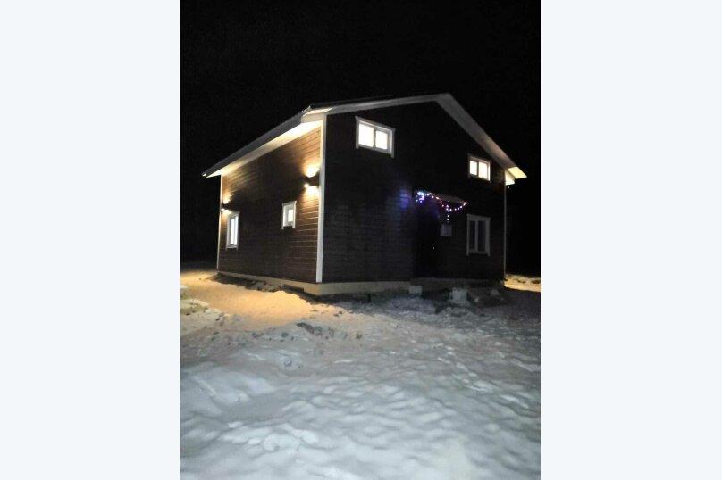 Уютный дом на берегу озера, 130 кв.м. на 15 человек, 6 спален, поселок Кончезеро, Октябрьская улица, 38, Ильинский, Карелия - Фотография 1