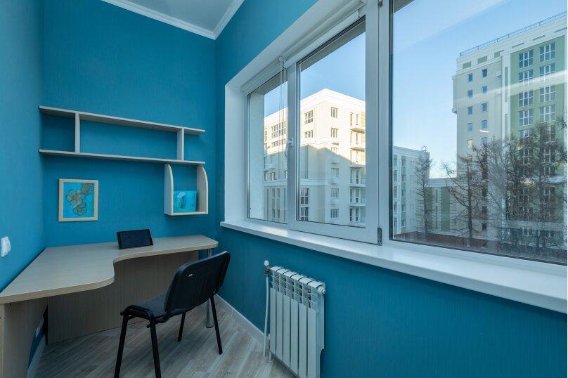 1-комн. квартира, 47 кв.м. на 4 человека, Тверская улица, 7, Нижний Новгород - Фотография 11