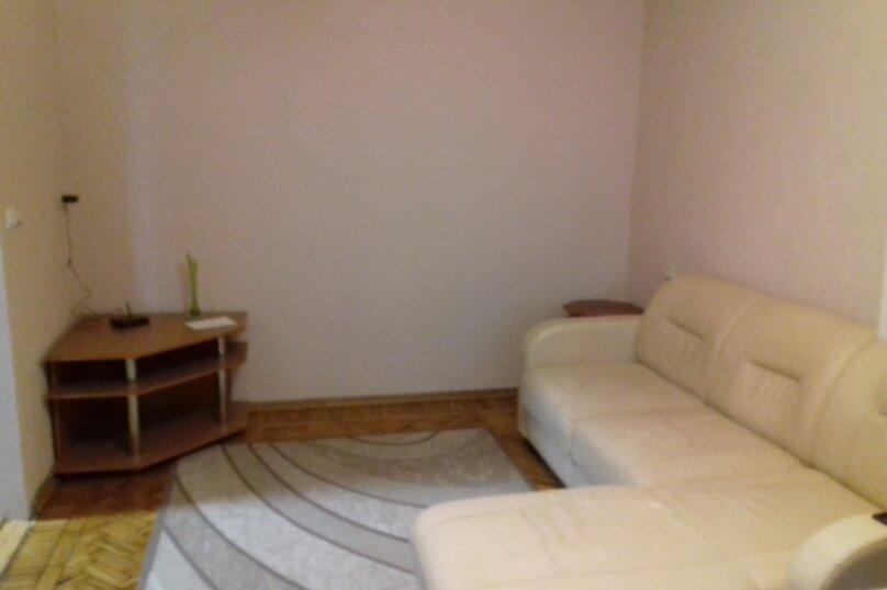 1-комн. квартира, 46 кв.м. на 5 человек, проспект Ленина, 61, Новороссийск - Фотография 13