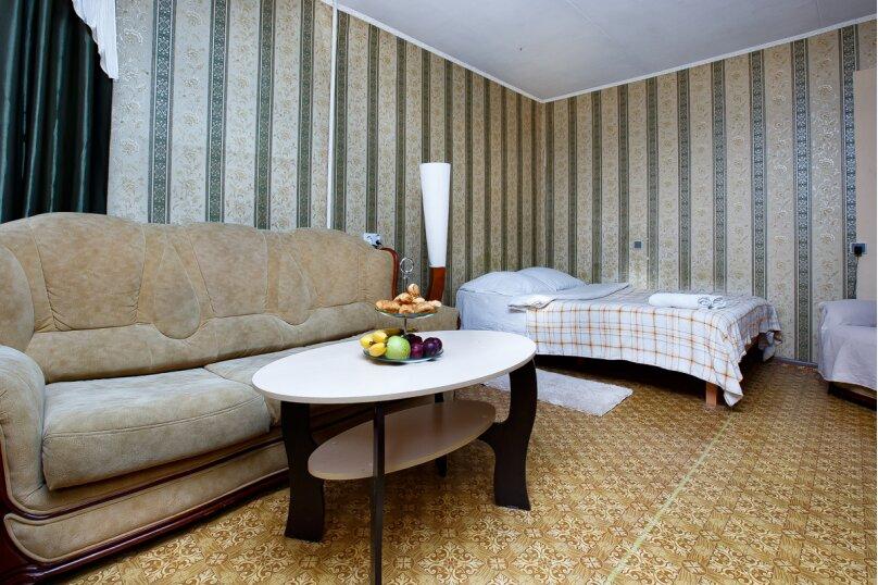 1-комн. квартира, 37 кв.м. на 3 человека, Московский проспект, 155, Ярославль - Фотография 2