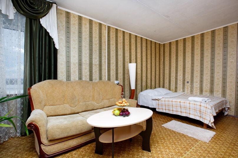 1-комн. квартира, 37 кв.м. на 3 человека, Московский проспект, 155, Ярославль - Фотография 5