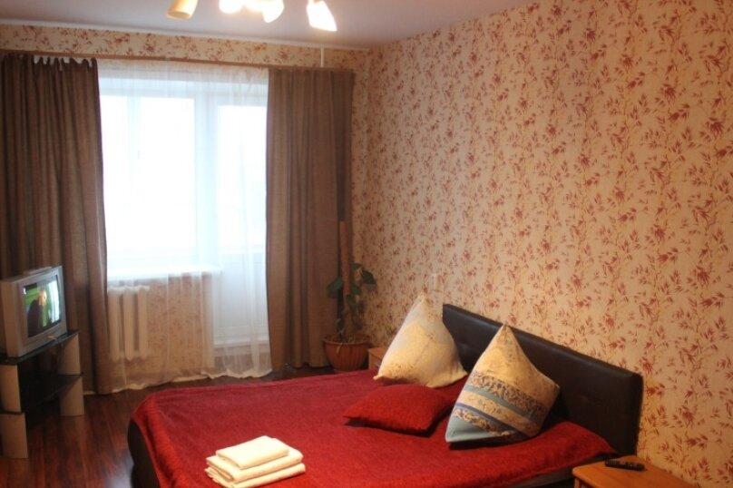 1-комн. квартира, 38 кв.м. на 4 человека, Воскресенская улица, 75к1, Архангельск - Фотография 1