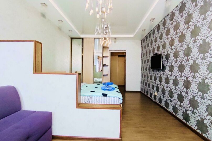 1-комн. квартира, 48 кв.м. на 3 человека, Волгоградский проспект, 86к1, Москва - Фотография 4