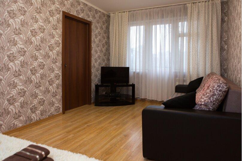 2-комн. квартира, 48 кв.м. на 6 человек, Парковская улица, 8, Орехово-Зуево - Фотография 4