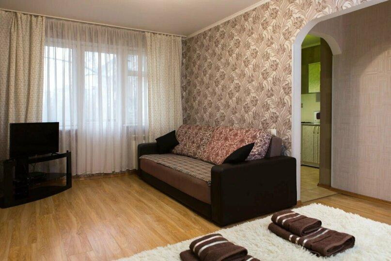 2-комн. квартира, 48 кв.м. на 6 человек, Парковская улица, 8, Орехово-Зуево - Фотография 6