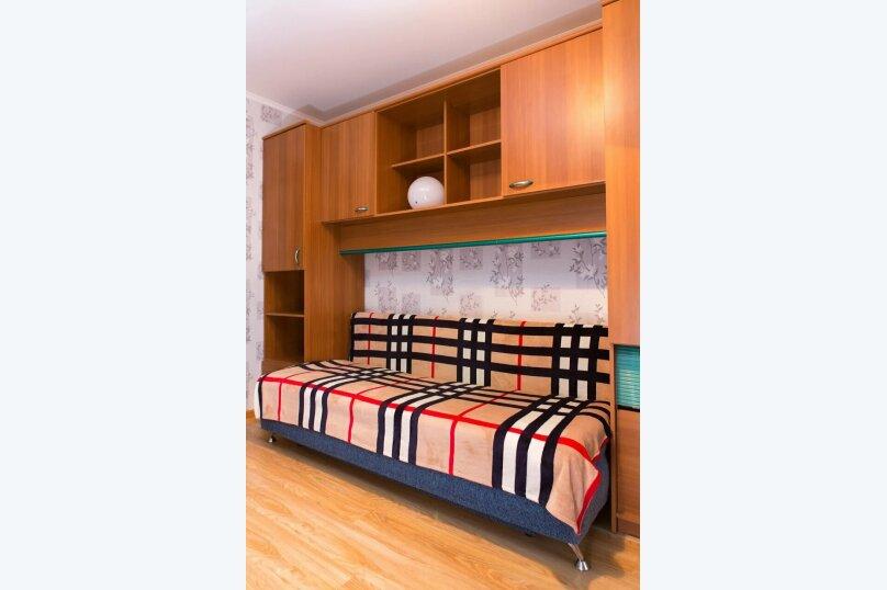 2-комн. квартира, 48 кв.м. на 6 человек, Парковская улица, 8, Орехово-Зуево - Фотография 12