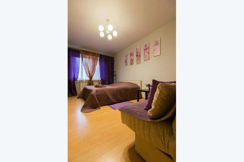 1-комн. квартира, 44 кв.м. на 4 человека, улица Ялагина, 13Б, Электросталь - Фотография 6